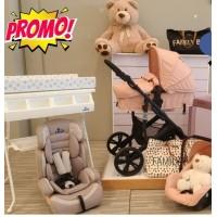 CARRO+BAÑERA+SILLA AUTO+CUNA VIAJE NANAS