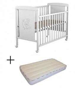 Cuna Oso dormilón + colchón
