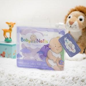 Lima de uñas para bebés BABY NAILS The Tumble
