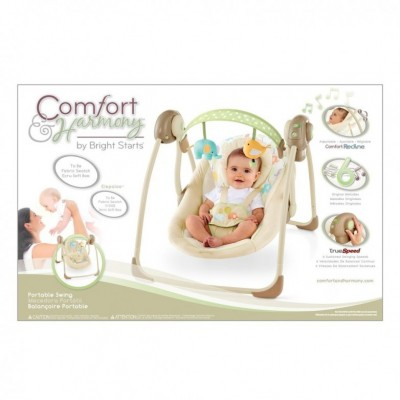 Columpio Comfort Harmony Bright Starts