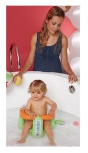 Asiento baño Crab Baby Ok