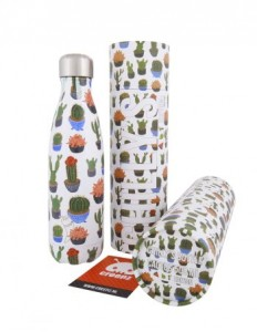 Termo Chilly's Bottle 500ml Tropical Edition Cactus