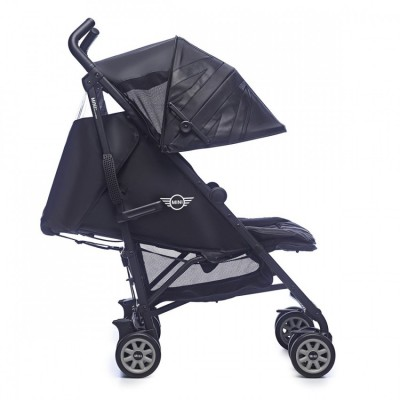 SILLA PASEO MINI BUGGY MIDNIGHT BLACK EASYWALKER