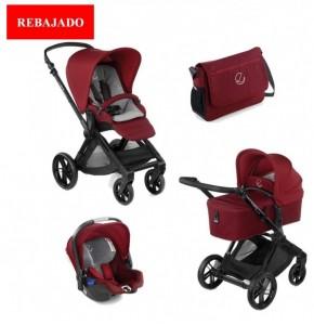 CARRO 3 PZAS MUUM 5504-T57 REDBEING(38)V20