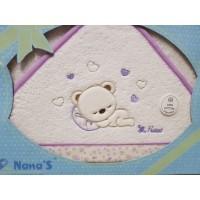 Capa de Baño Nana's - Osito dormilón 545