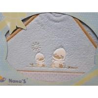 Capa de Baño Nana's - Patitos 558