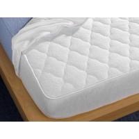 Protector rizo para colchón Cuna