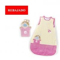 SACO DE DORMIR 1115-06 ROSA(155)V20