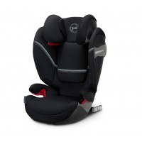 SILLA AUTO SOLUTION S-FIX NEGRA GR.2-3 CYBEX