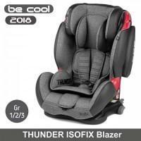 Silla auto Thunder Isofix Elegance 1/2/3