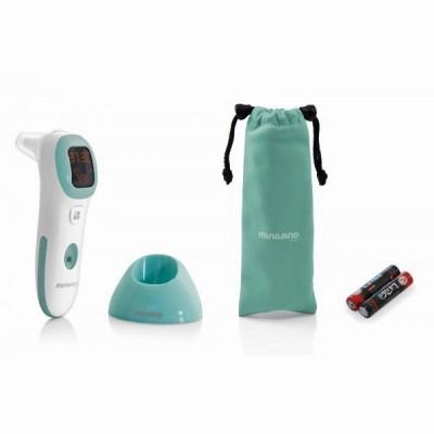 Termómetro frente y oído ThermoTalk Plus