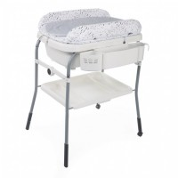 BAÑERA CUDDLE&BUBBLE COOL GREY CHICCO
