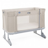 CUNA CO-SLEEPING NEXT2ME FOREVER SAND /CAMEL CHICCO