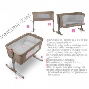 Minicuna Teeny