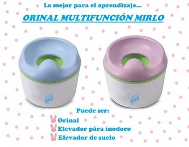 Orinal multifunción Mirlo